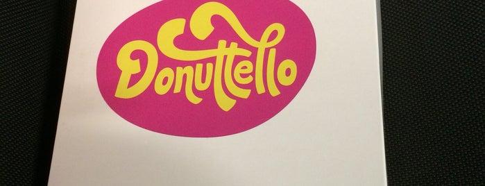 Donuttello is one of Posti salvati di Lok Kee.