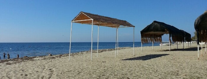 Erdek Public Beach is one of muğla 14.