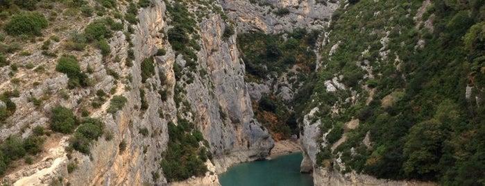 Gorges du Verdon is one of Bienvenue en France !.