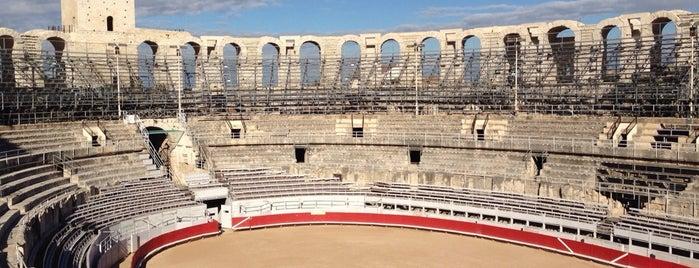 Arènes d'Arles is one of Bienvenue en France !.