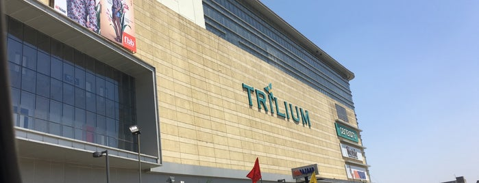 Trillium mall is one of India North.
