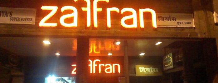 Zaffran is one of สถานที่ที่ Raj ถูกใจ.