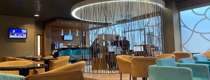 Celebi Primeclass Lounge is one of Salas VIP-Lounges.