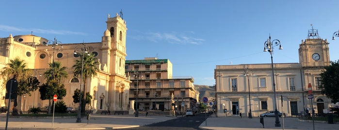 Piazza Umberto I is one of SICILIA - ITALY.