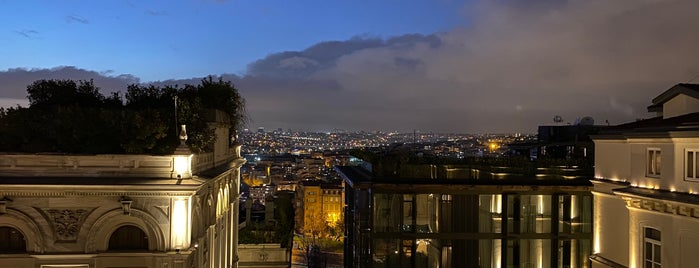 Elan Hotel is one of Istanbul.