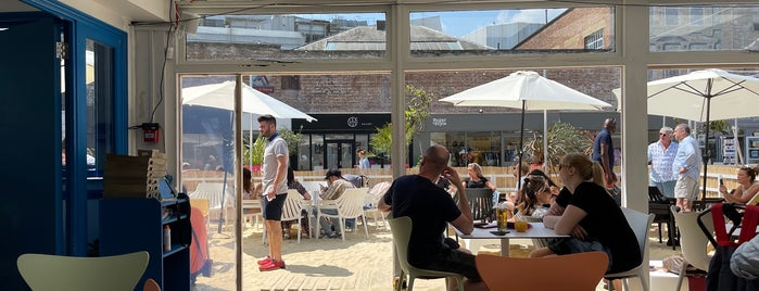 Limin' Beach Club is one of To try in London - 2020.