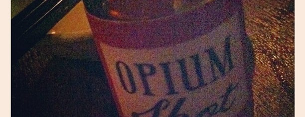 Opium Cocktails & Dim Sum Parlour is one of London.