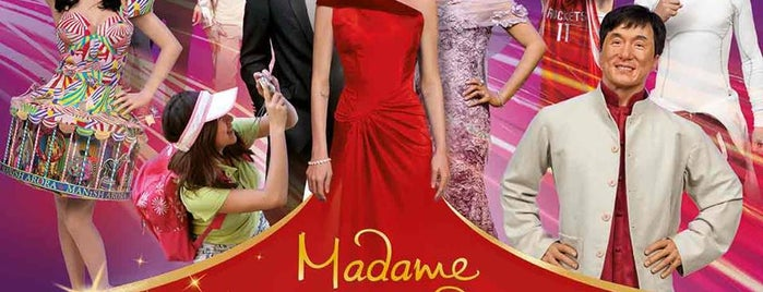 Madame Tussauds Singapore is one of Orte, die Radeza Anne gefallen.