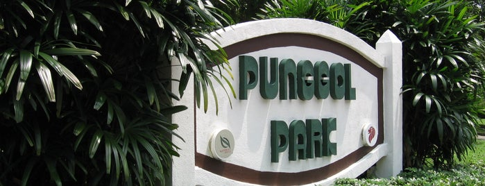 """Punggol Park is one of TPD """"The Perfect Day"""" Singapore (1x0)."""