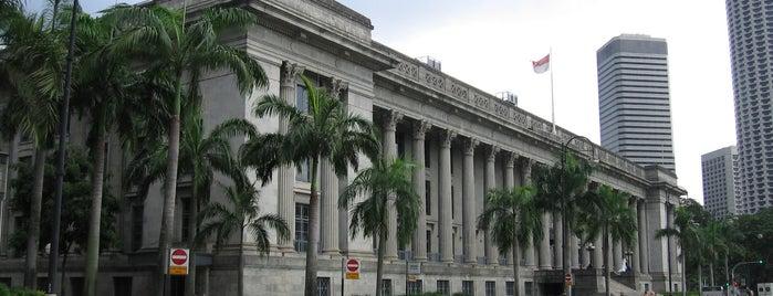 """National Gallery Singapore is one of TPD """"The Perfect Day"""" Singapore (1x0)."""