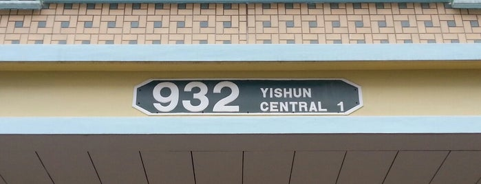 """Yishun Central 1 is one of TPD """"The Perfect Day"""" Singapore (1x0)."""
