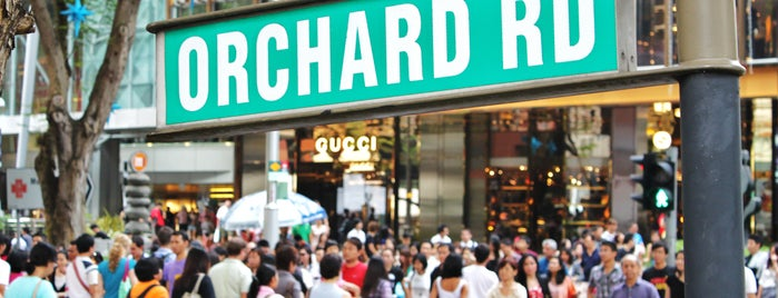 """Orchard Road is one of TPD """"The Perfect Day"""" Singapore (1x0)."""