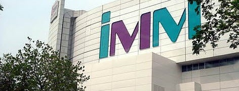 IMM Building is one of Retail Therapy Prescriptions SG.