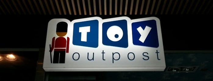 Toy Outpost is one of Singapur.