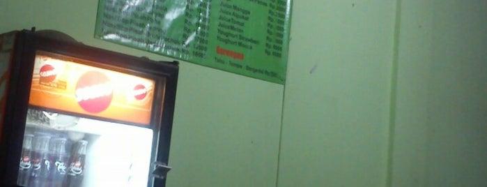Soto Pak Min Klaten is one of Via's.