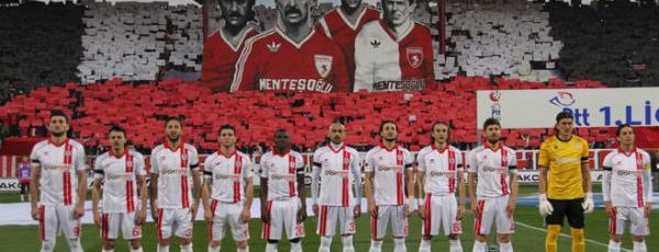 Samsunspor SK is one of สถานที่ที่บันทึกไว้ของ Yunus.