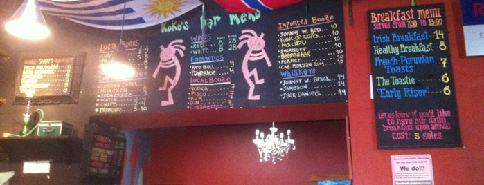 Kokopelli Upstairs Bar is one of Peru.