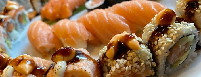 Sushi&Spice Akaretler is one of İstanbul.