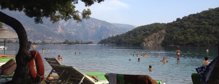 Sun City Beach Club is one of Fethiye.