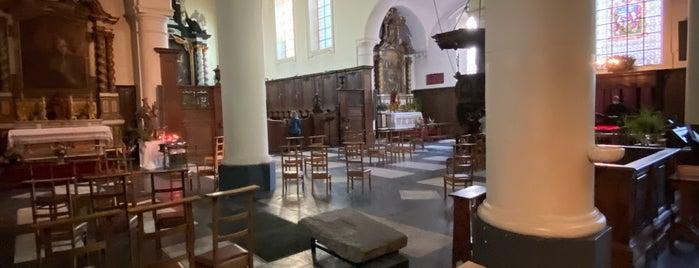 Sint-Elisabethkerk is one of Brugge.