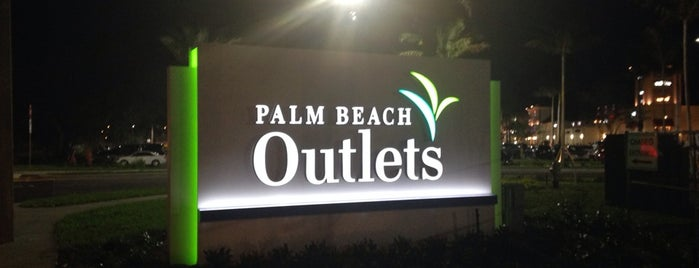 Palm Beach Outlets is one of SCOTTさんのお気に入りスポット.