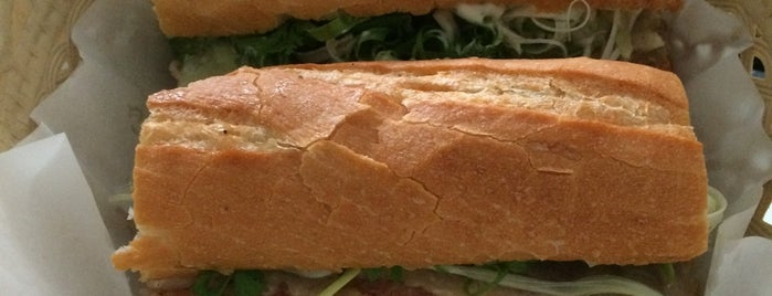 Le Banh Mi is one of Hoh Chi Min.
