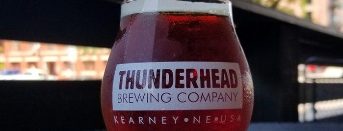 Thunderhead Brewing Taproom is one of Gespeicherte Orte von Barry.