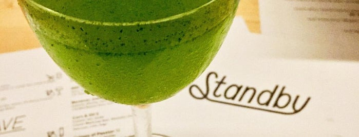 The Standby is one of my todos - Bars.