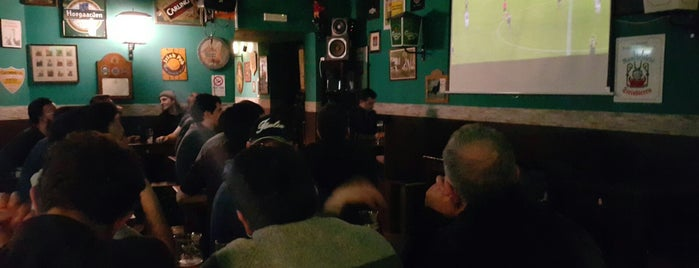 Irish Pub is one of Ristoranti Genova e Riviera.