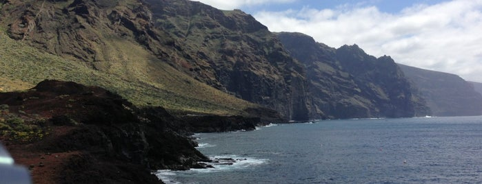 Punta de Teno is one of Islas Canarias: Tenerife.