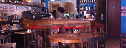 Cafe Casbah de Florentine (קסבה) is one of Shabbat Shalom.