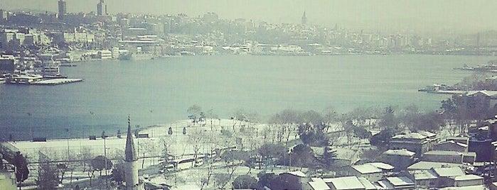 Fatih is one of İstanbul'un İlçeleri.