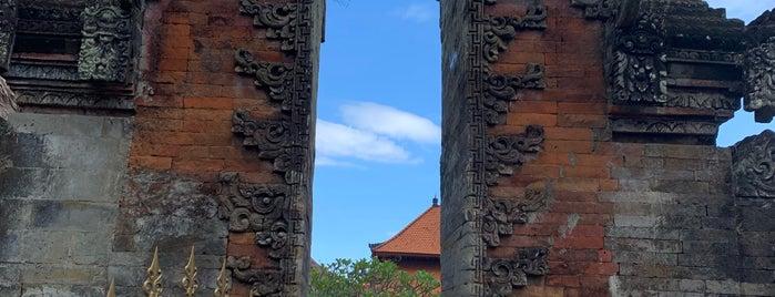 Batuan Temple is one of Enjoy Bali Ubud.