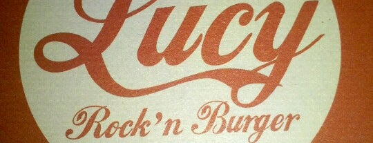 Lucy Rock'n Burger is one of Fabi.