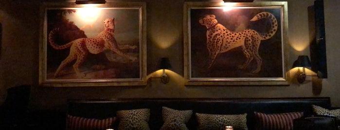 Leopard Room Bar is one of Locais salvos de A.Eskandari.