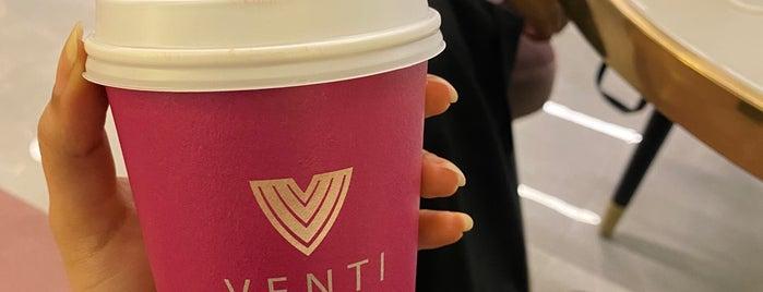 Venti is one of Posti salvati di Reham.