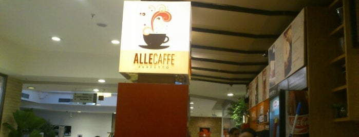 AlleCaffe Perfetto is one of Anna Beatrizさんのお気に入りスポット.