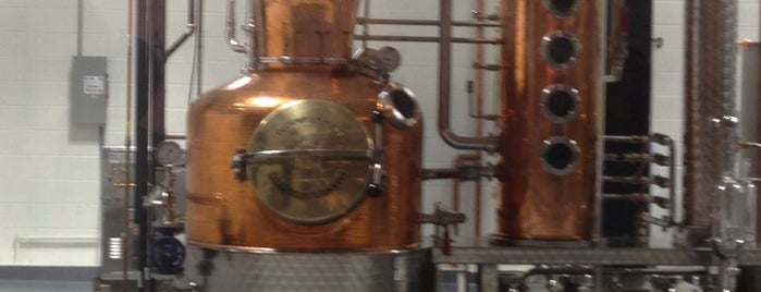 Rhine Hall Distillery is one of Chicago Craft AlcBev.