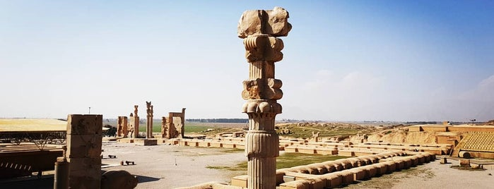 Hall of 100 Columns | تالار صد ستون is one of Iran.