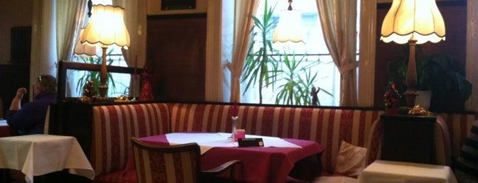 Cafe Zartl is one of TD.