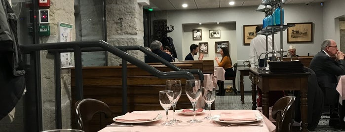 La Voûte Chez Léa is one of Lyon Minuten.