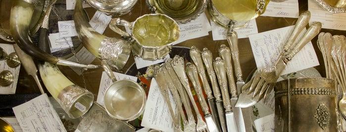 Комиссионный магазин Воронцово is one of Vintage MSK.