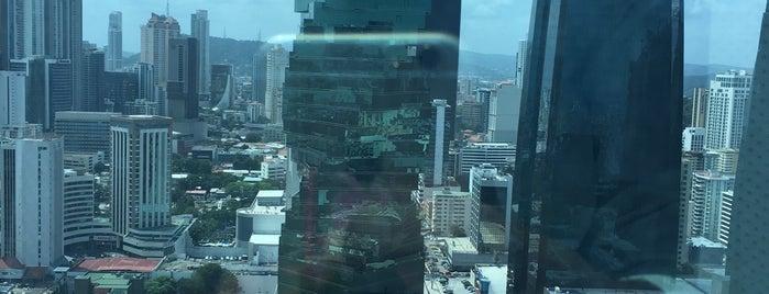 Torre Global Bank is one of Orte, die Joaquin gefallen.