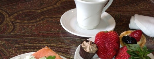 Rose Garden Tea Room is one of Los Angeles.
