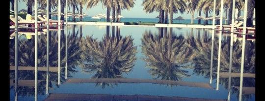 Dibba Al-Hisn is one of UAE road trip.