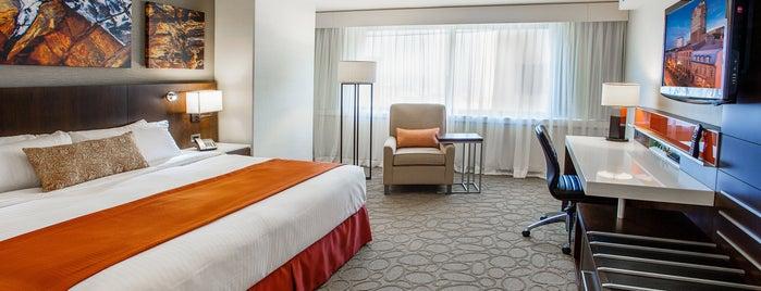 Delta Hotels by Marriott Montreal is one of Orte, die Vilma gefallen.