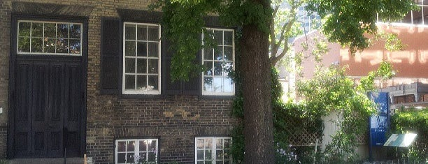 Mackenzie House is one of T.O..