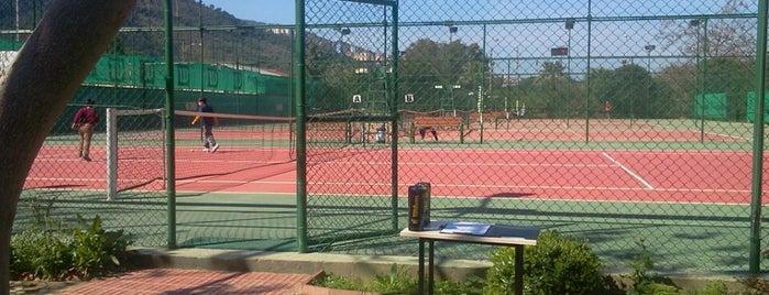 ETV - Egeli Tenis Veteran Kulubu is one of Tempat yang Disukai 🅱️ekir_ℹ️zmir™π✓.