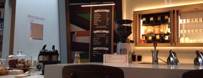 Collective CAC (Collective Espresso) is one of Cincinnati.