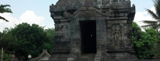Candi Pawon (Pawon Temple) is one of Java / Indonesien.